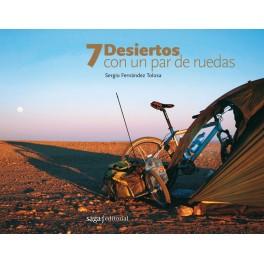 7 Desiertos con un par de ruedas - Sergio Fernández Tolosa