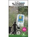 El Camino Francés. Camino de Santiago en bicicleta - Bernard Datcharry/Valeria H. Mardones