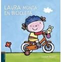 Laura monta en bicicleta - Liesbet Slegers