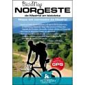 De Madrid a la Sierra en bicicleta. Noroeste de Madrid en bicicleta - Bernard Datcharry / Valeria H. Mardones
